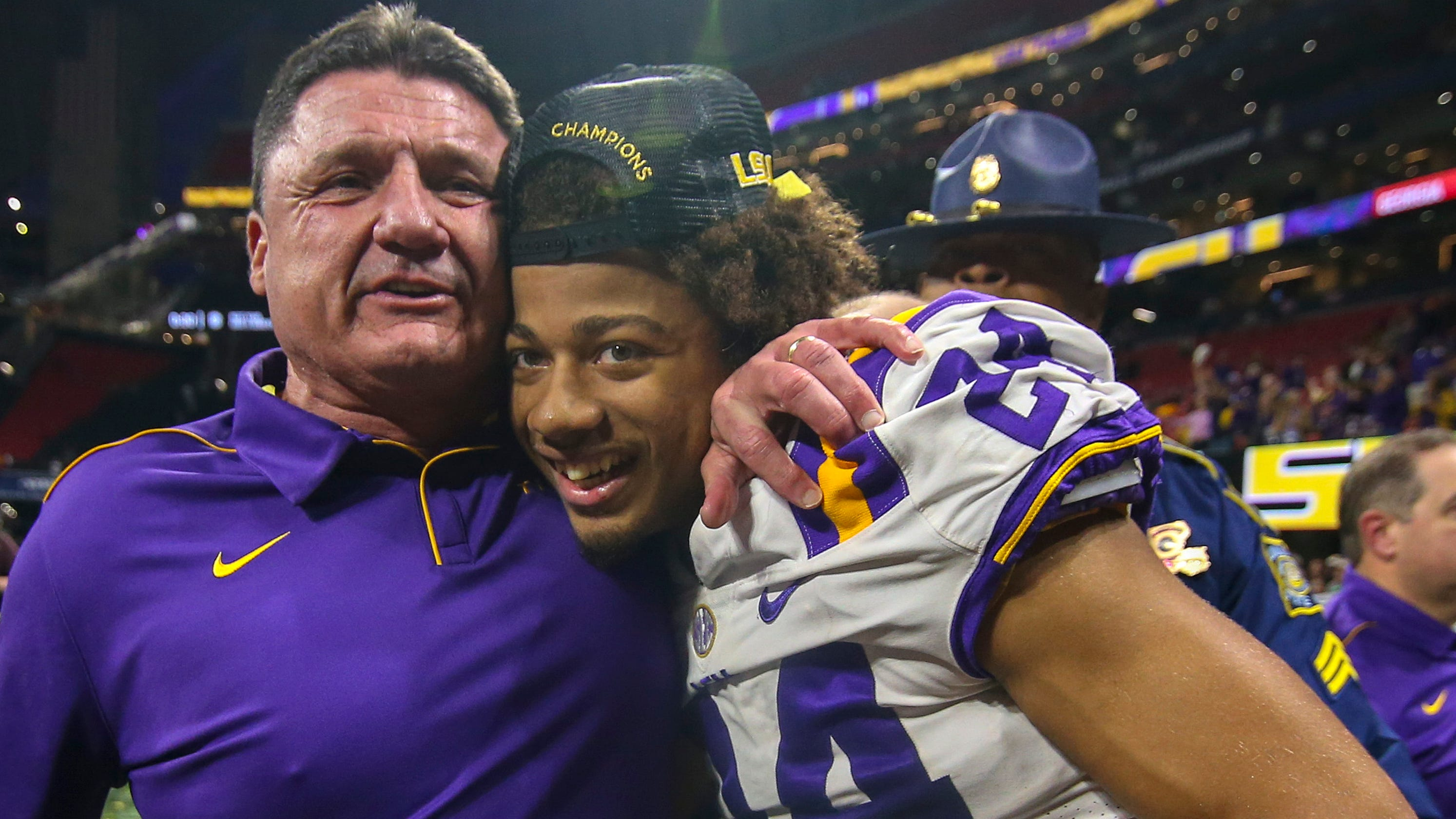 LSU star Derek Stingley Jr. hospitalized Friday, expected to miss game vs. Mississippi State