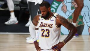 Lakers get wake-up call in Game 3 loss to Nuggets