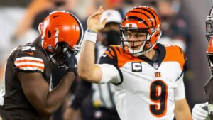 Lakers' LeBron James praises 'special' Bengals QB Joe Burrow