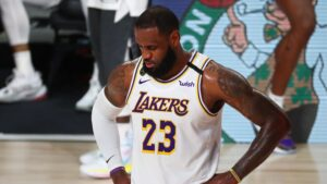 LeBron James 'devastated, hurt, sad, mad!' after grand jury decision in Breonna Taylor case