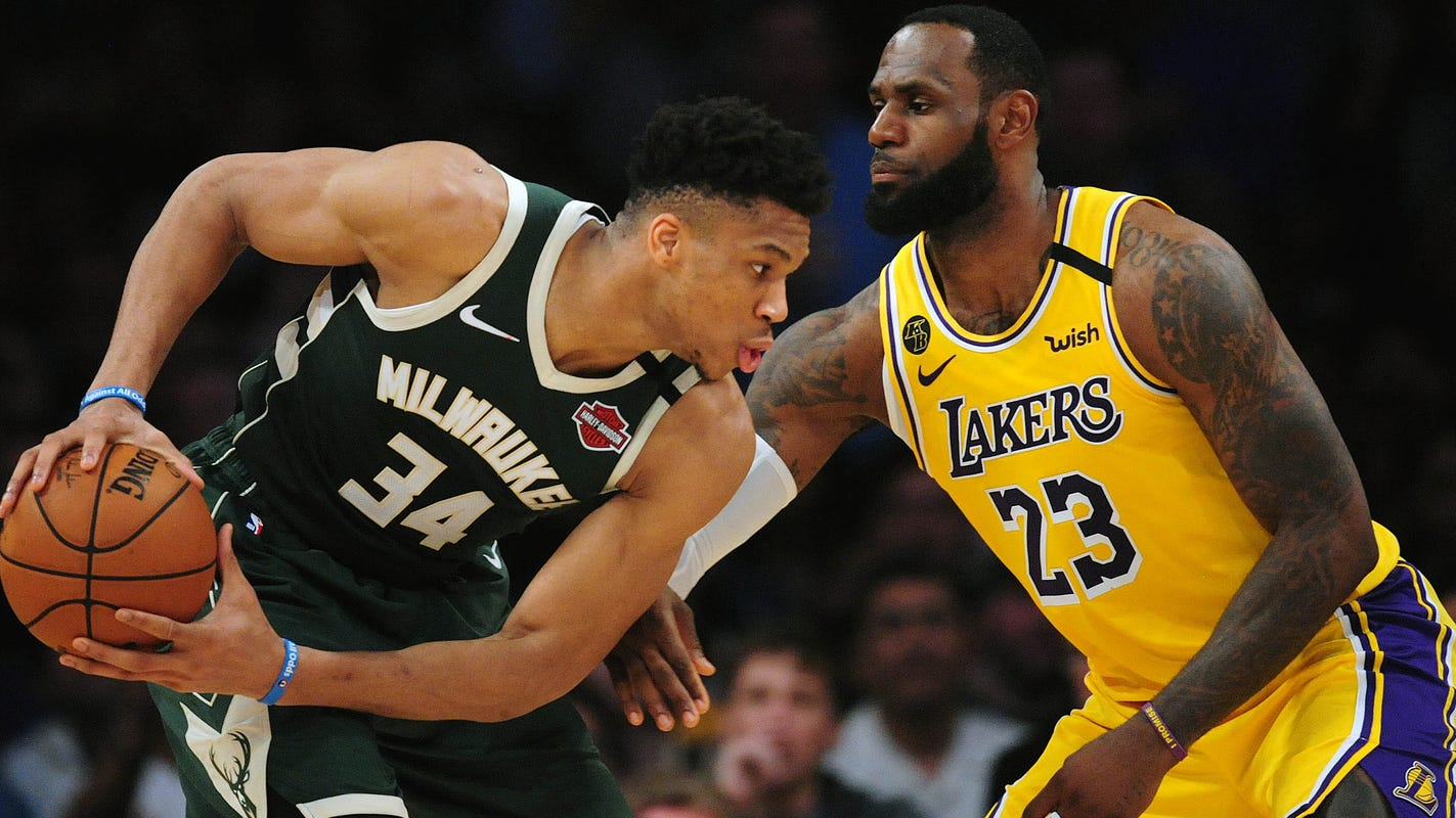 LeBron James deserved NBA MVP, not Giannis. Here's why.