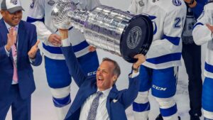 Lightning used Virginia Cavaliers as inspiration for Stanley Cup
