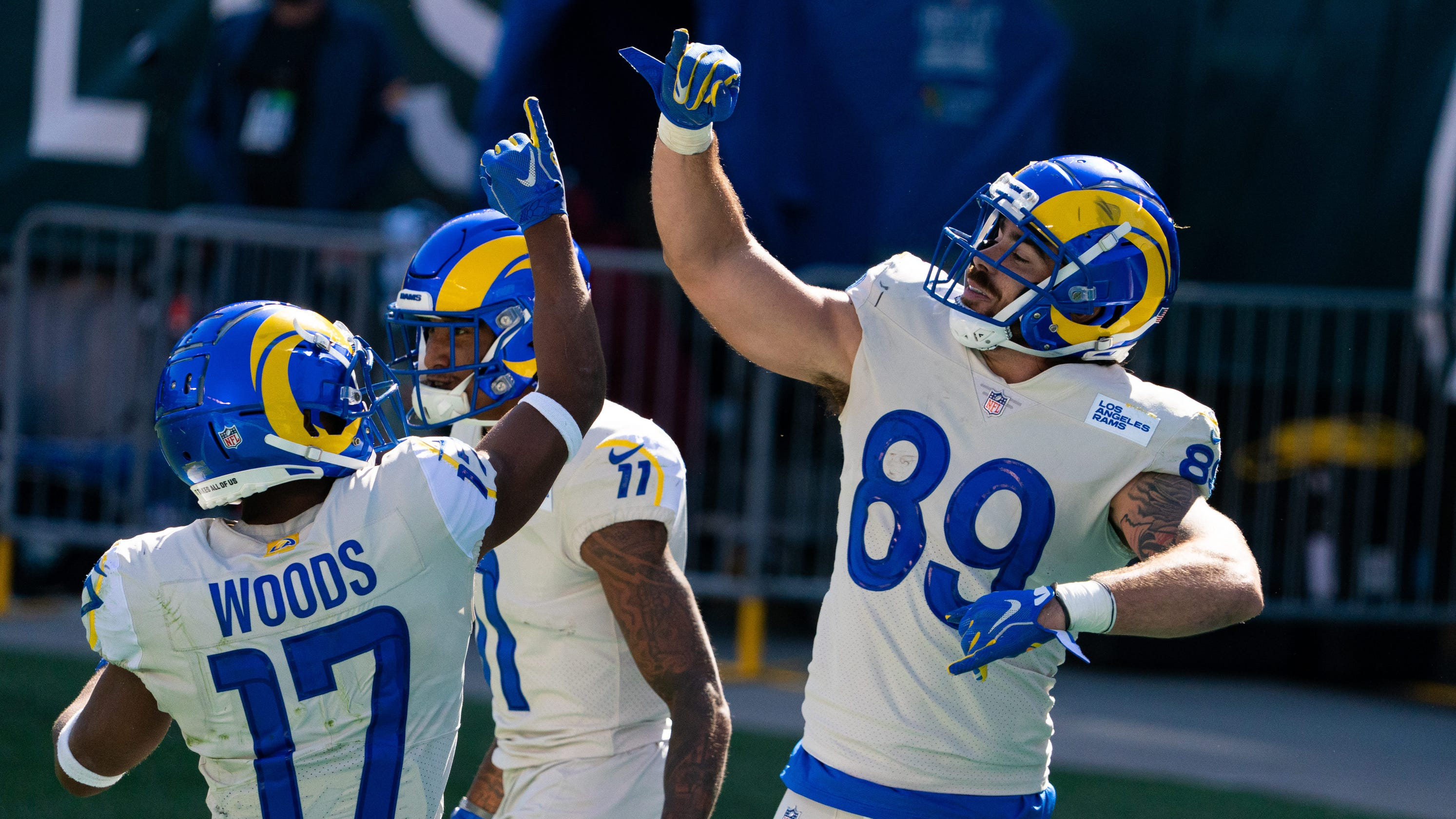 Los Angeles Rams could be surprise NFL contender after 2-0 start