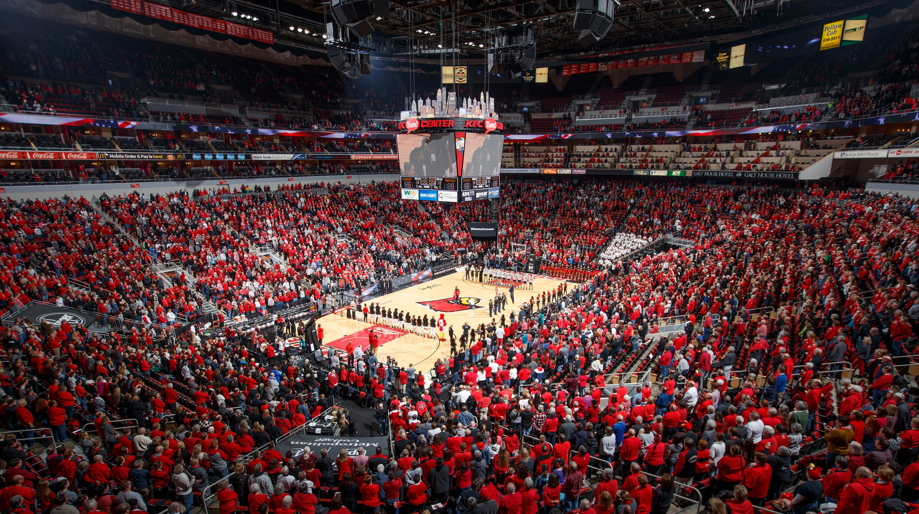 Louisville releases more details in challenging NCAA's Notice of Allegations