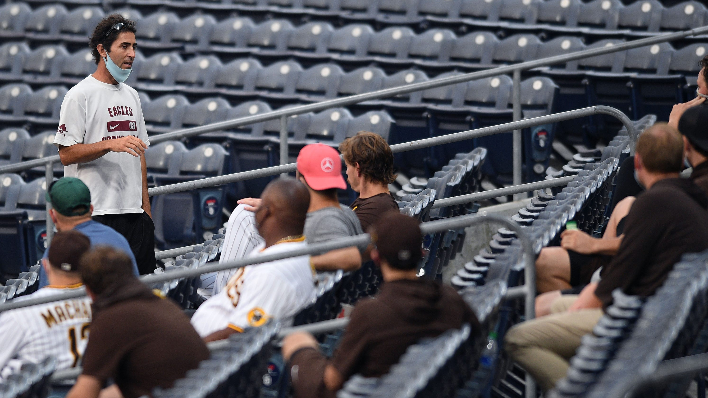 MLB dealt another blow as COVID-19 case postpones Giants-Padres games