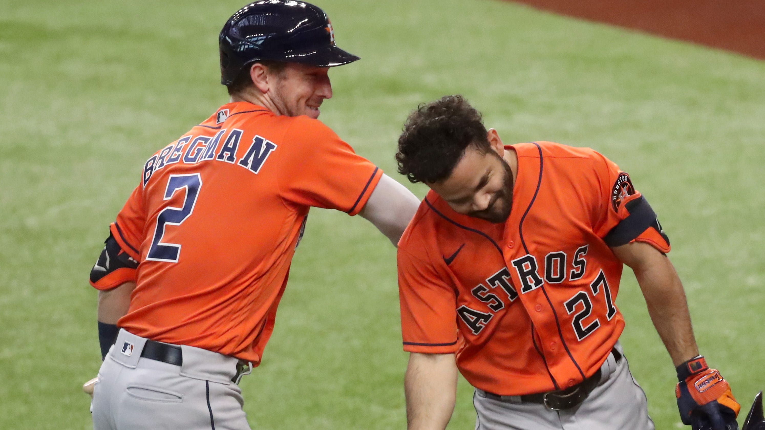MLB playoffs live updates: Twins-Astros kicks off American League Wild Card series