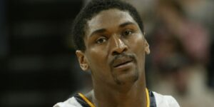 Metta Sandiford-Artest blames himself for Pacers not winning NBA title