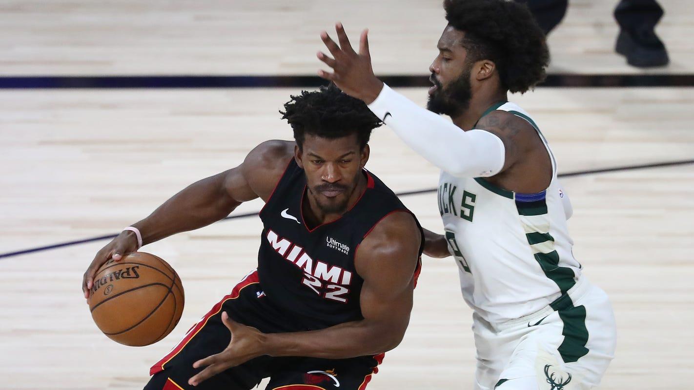 Miami Heat eliminate Milwaukee Bucks, advance to NBA conference final