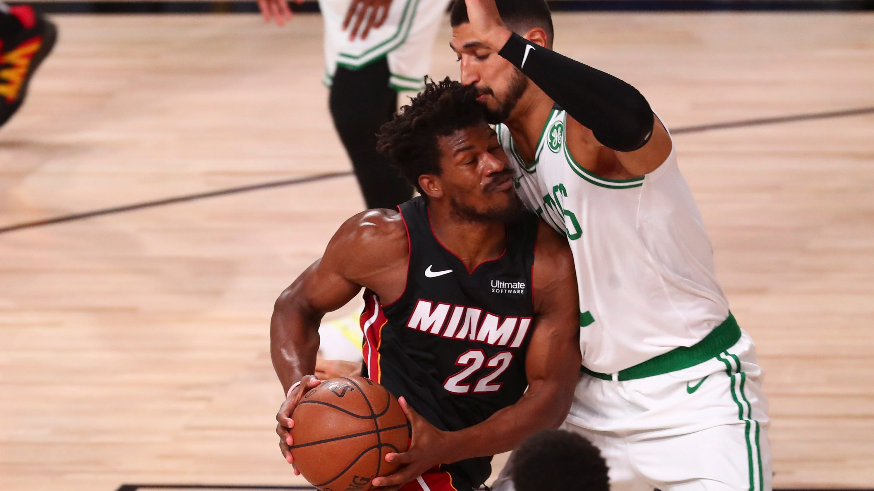 Miami Heat's Jimmy Butler, it's not about stats in NBA Finals
