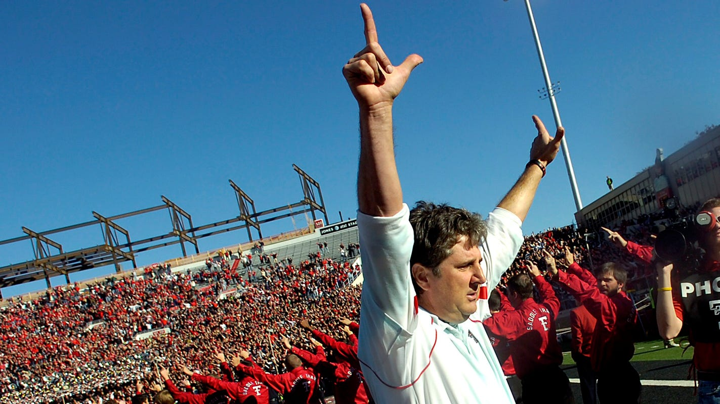 Mike Leach ready to fight Texas Tech 'until he dies'
