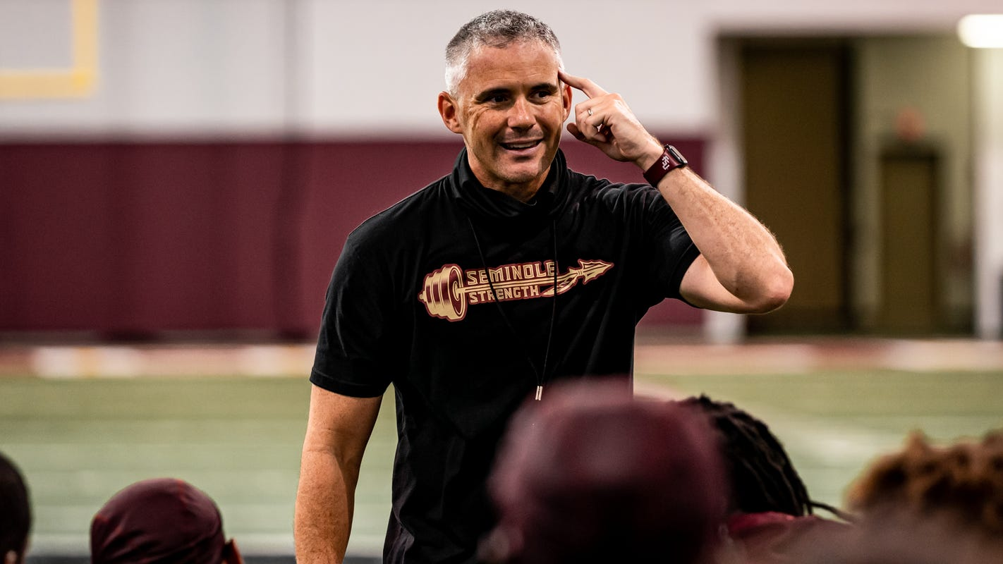 Mike Norvell of Florida State has COVID, and will miss Miami game