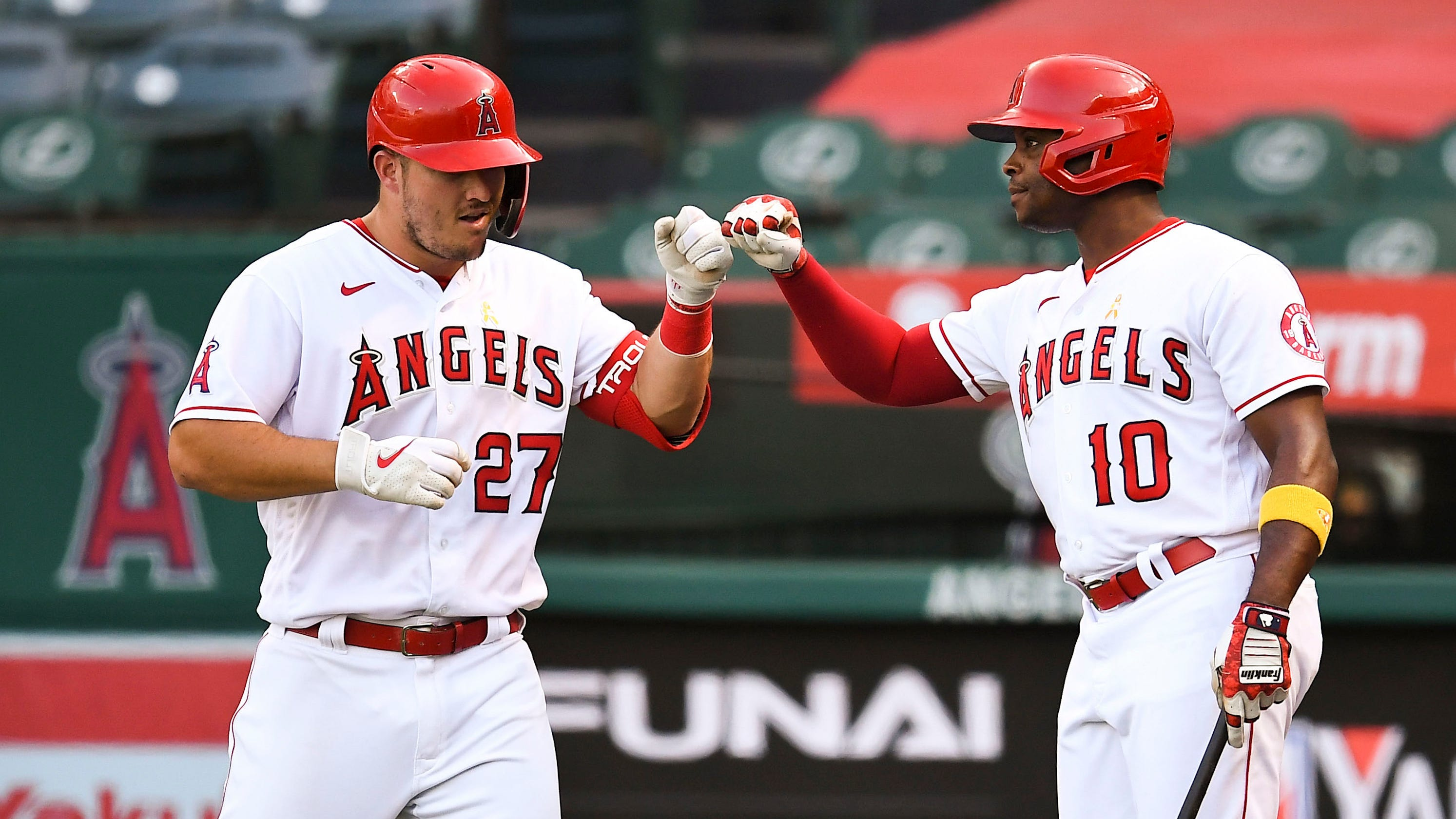 Mike Trout becomes Angels' all-time home run leader after hitting No. 300