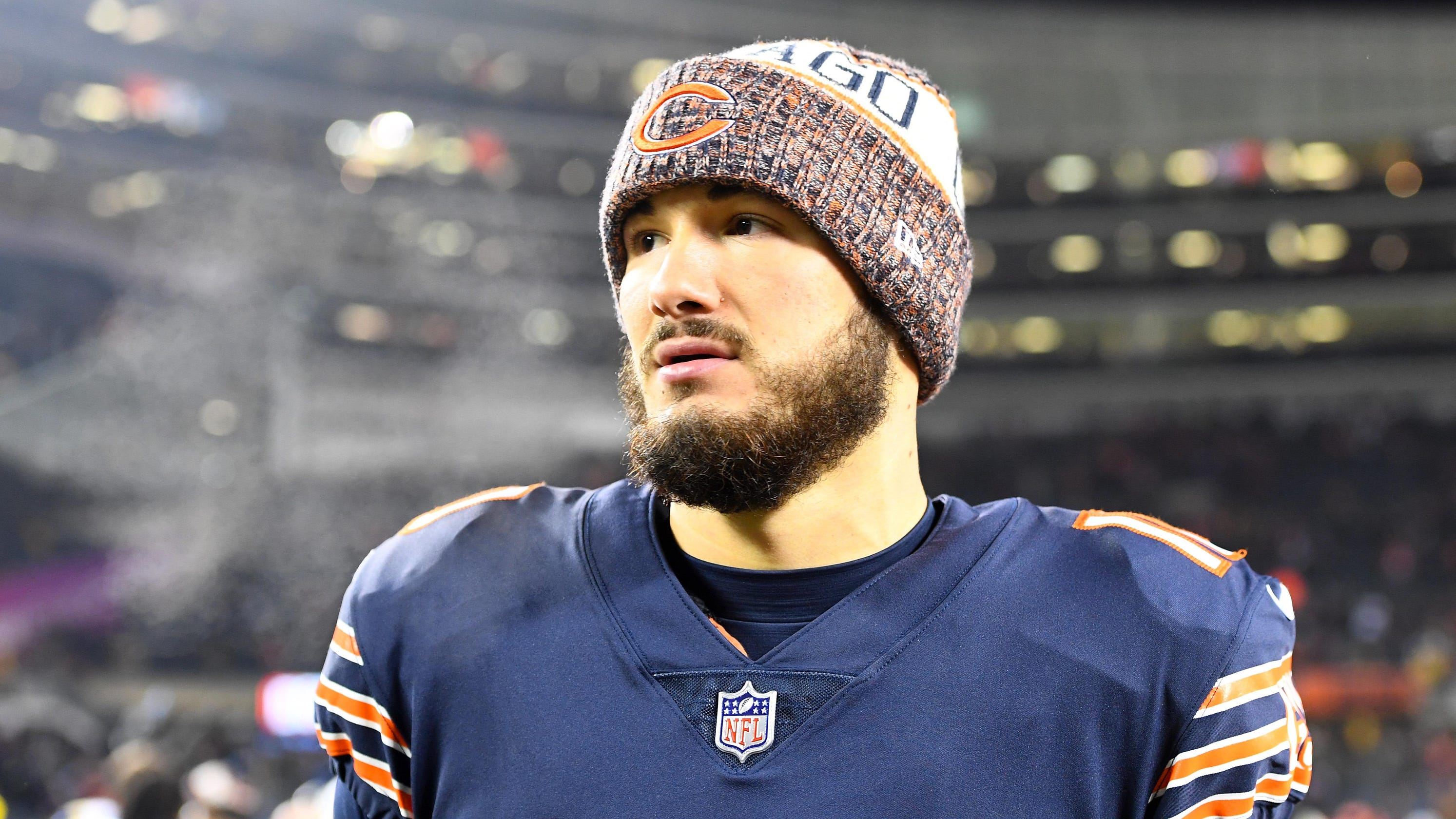 Mitchell Trubisky's failure with Bears should be last straw for GM