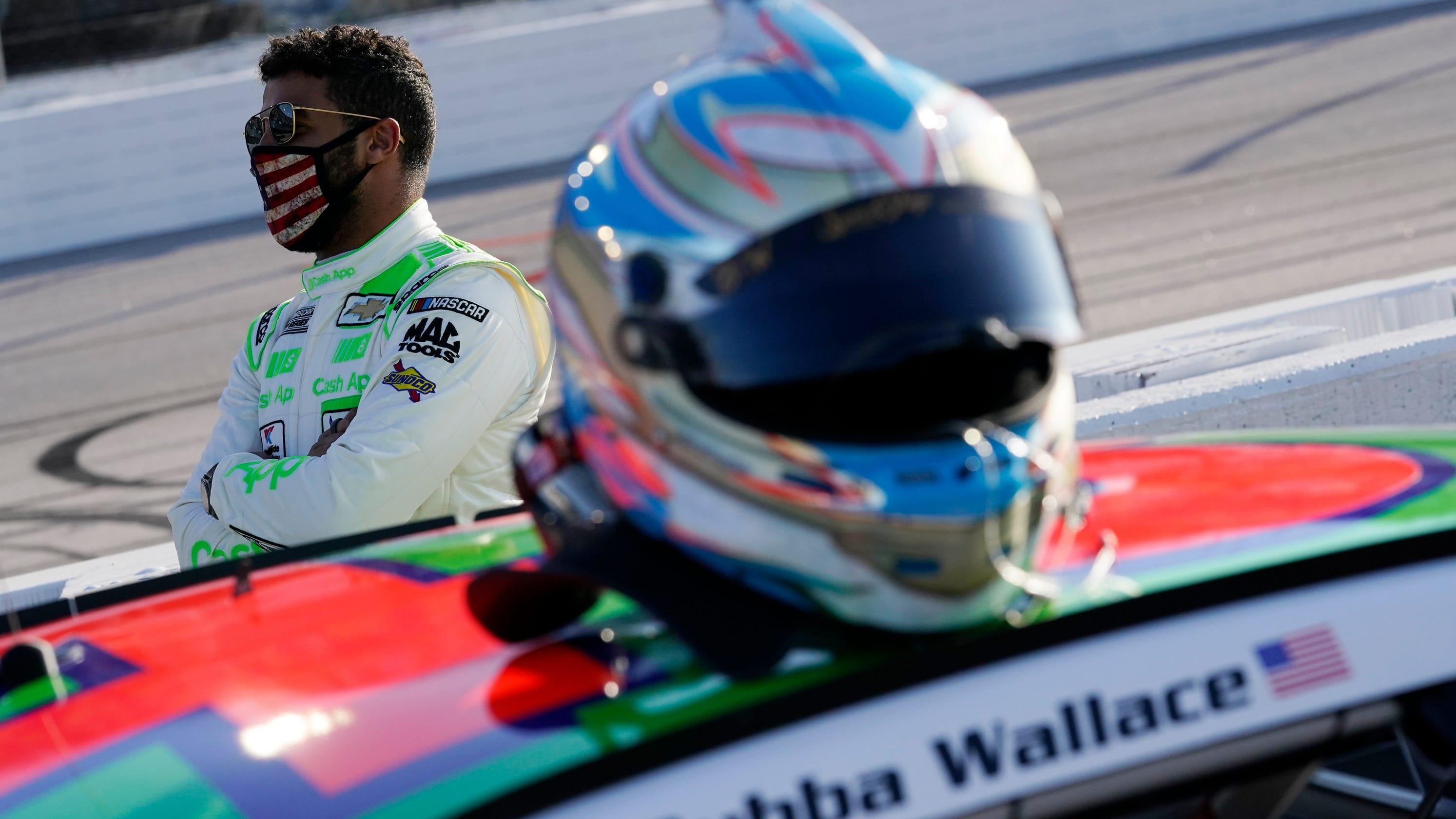 NASCAR driver Bubba Wallace leaving Richard Petty Motorsports at end of 2020 season