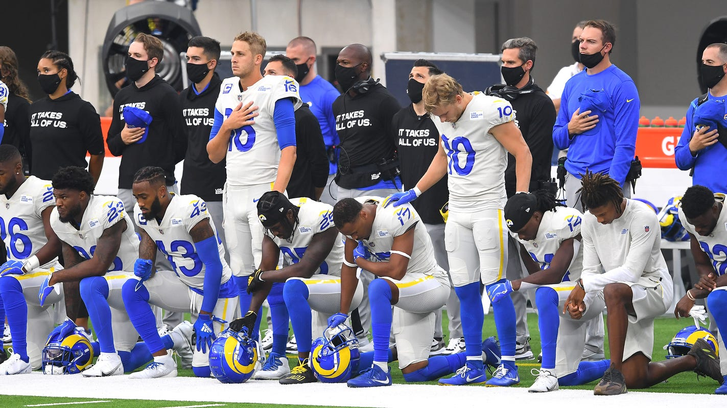 NFL needs to exert its influence to bring about substantive change