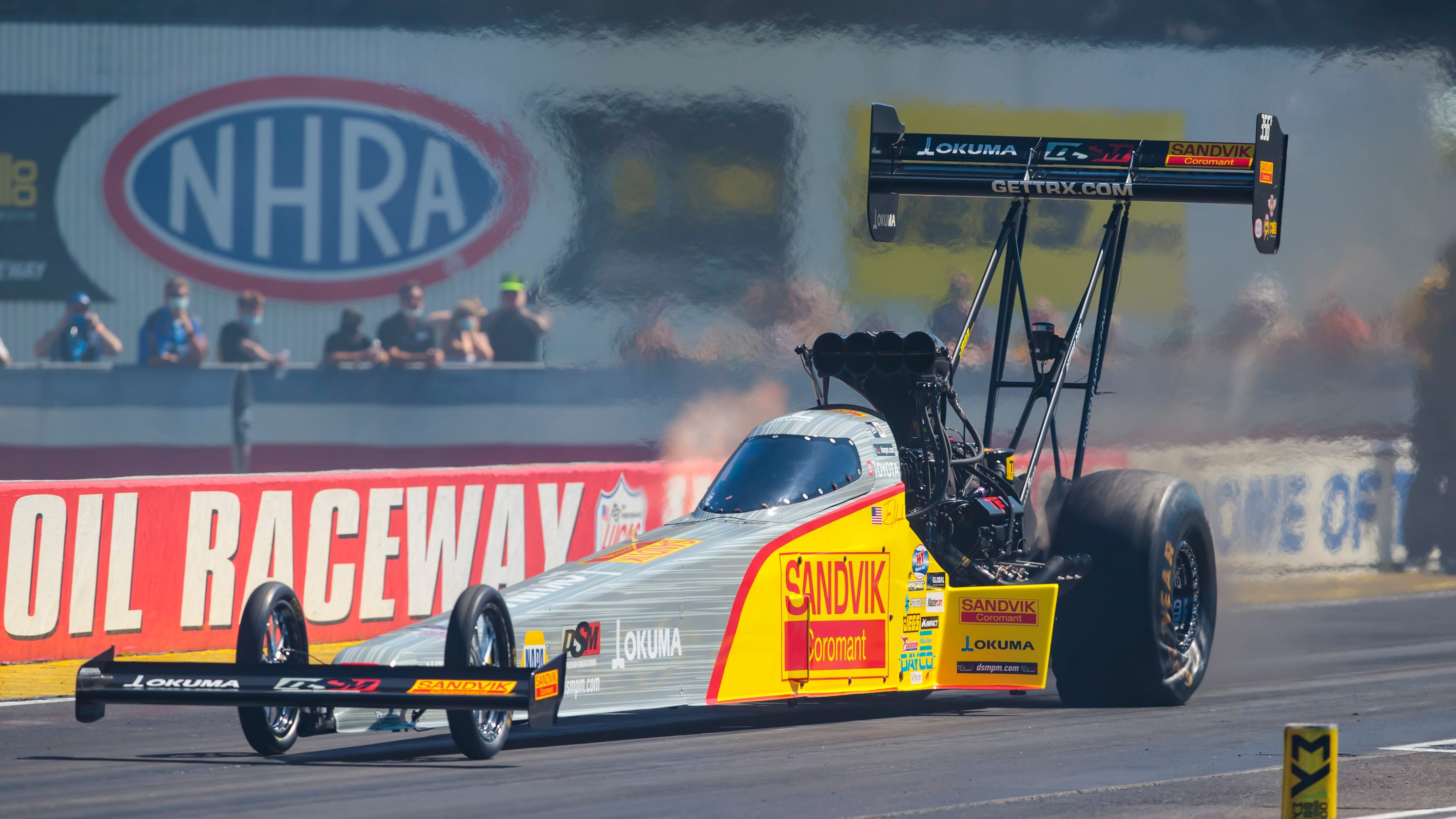 NHRA sues Coca-Cola for terminating contract with drag racing series