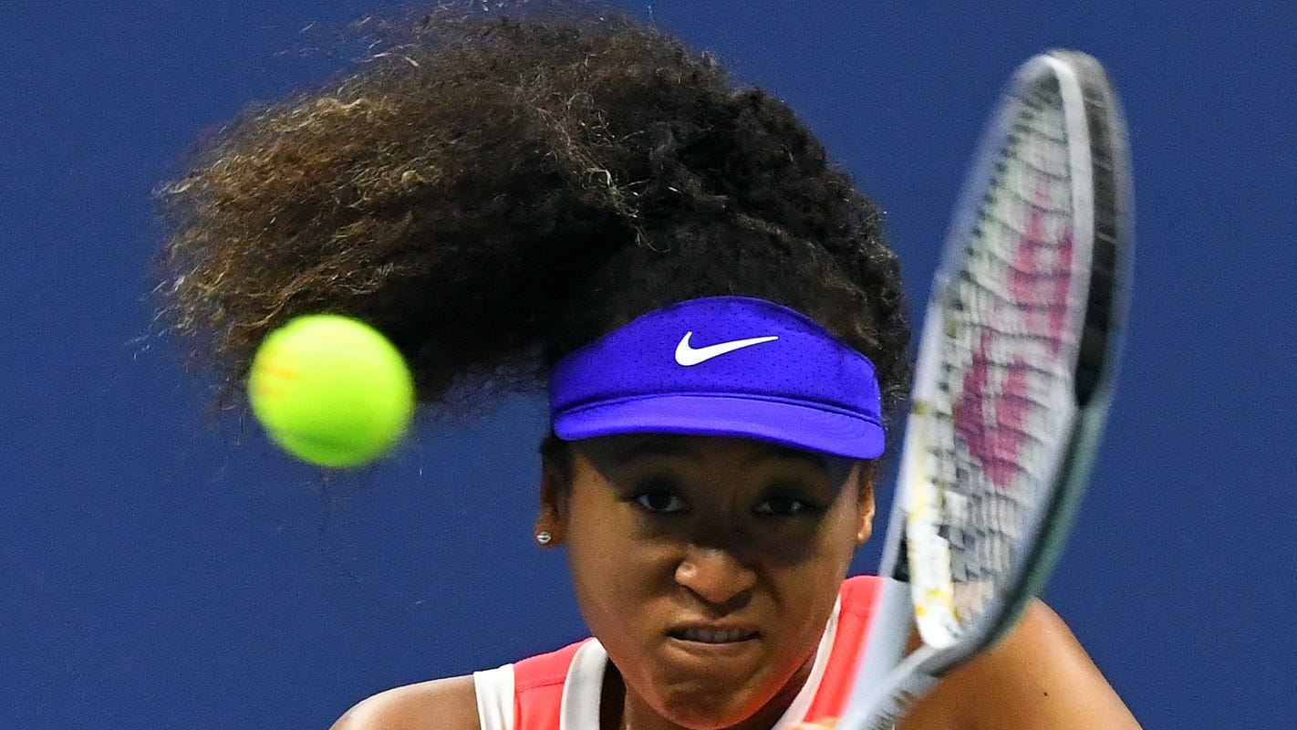 Naomi Osaka outlasts Jennifer Brady in three sets, on to US Open final