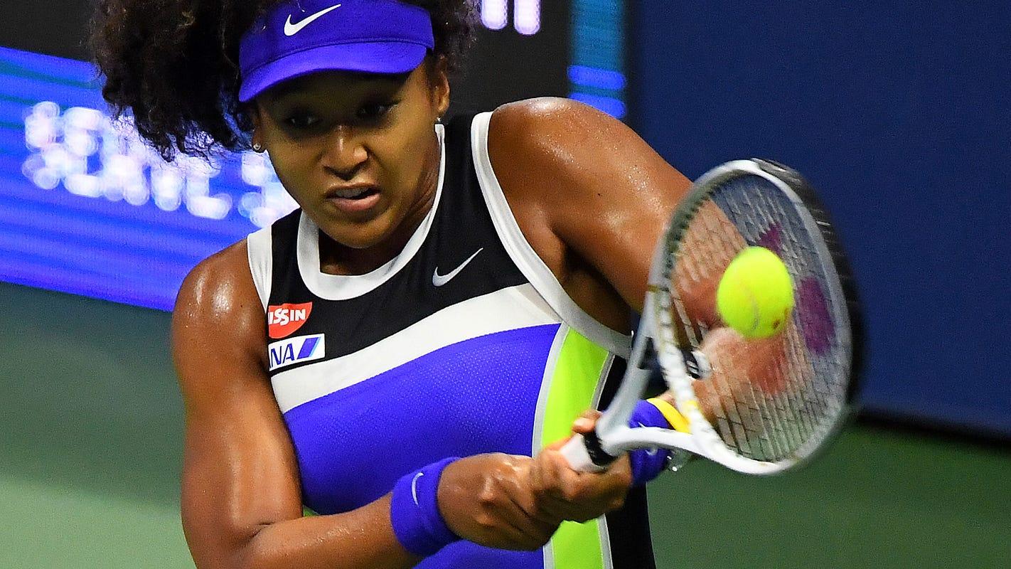 Naomi Osaka wins in straight sets, advances to U.S. Open semifinals