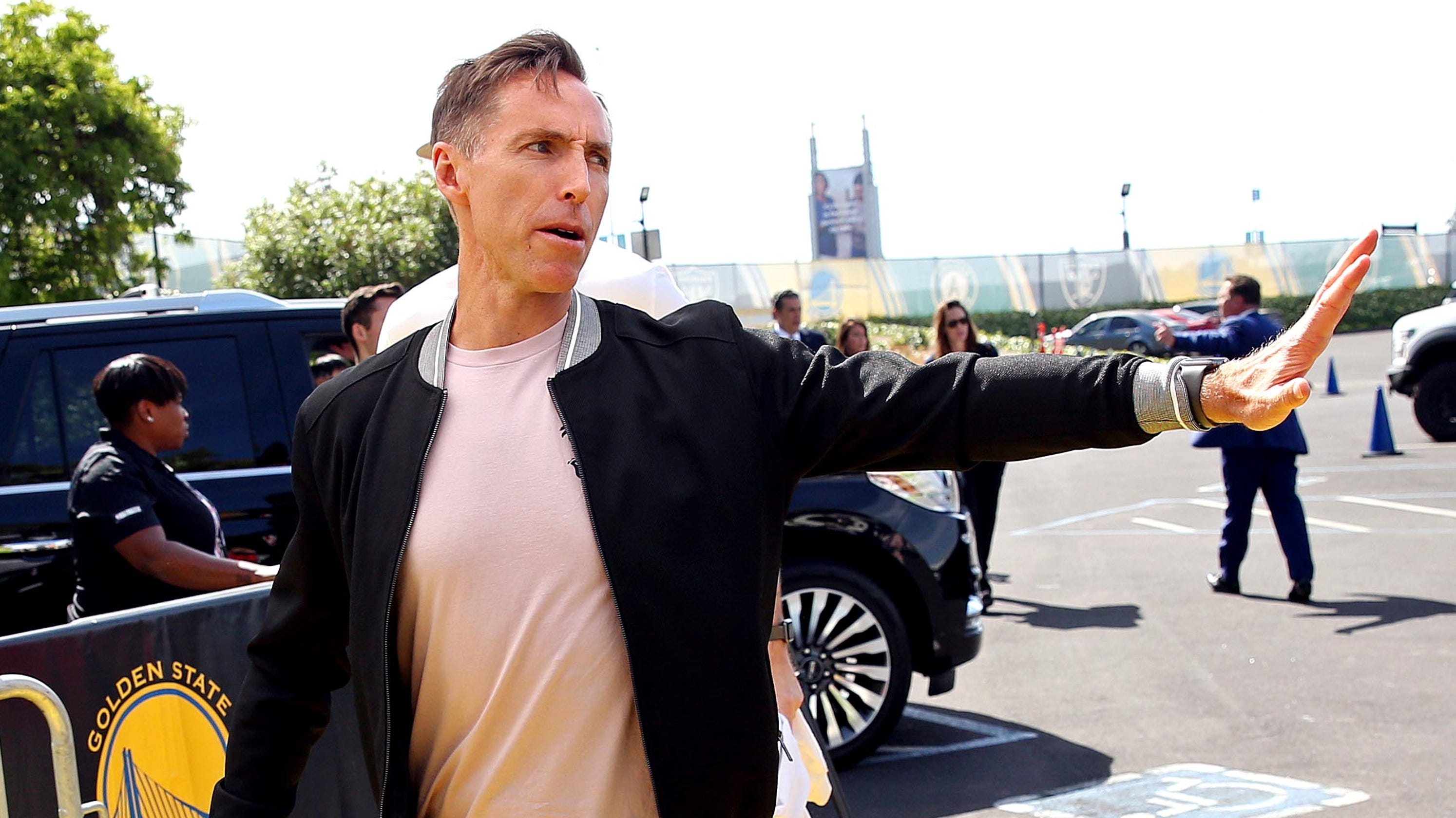 Nets' Steve Nash understands white privilege questions about hiring