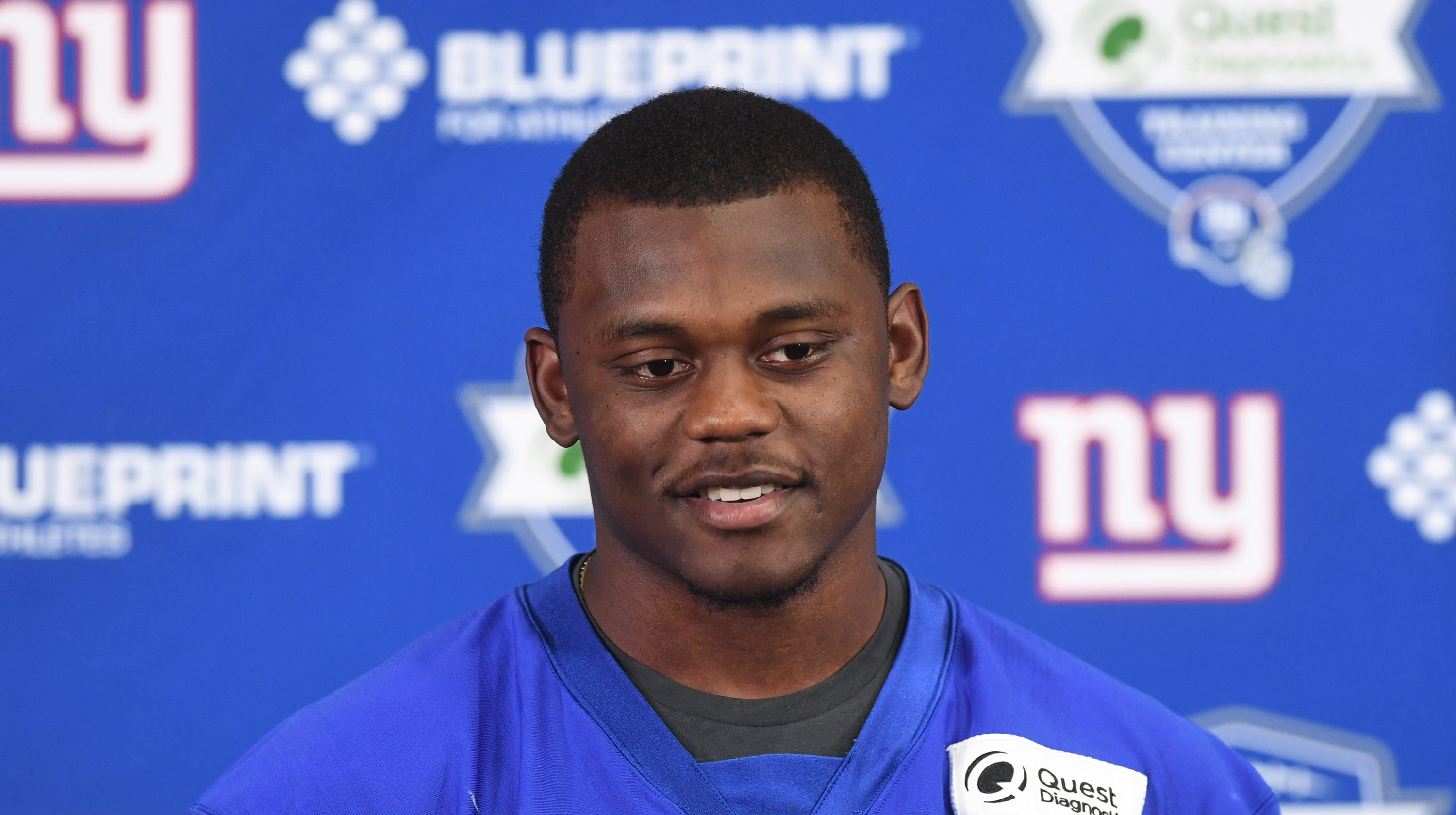 New York Giants waive CB facing armed robbery charges