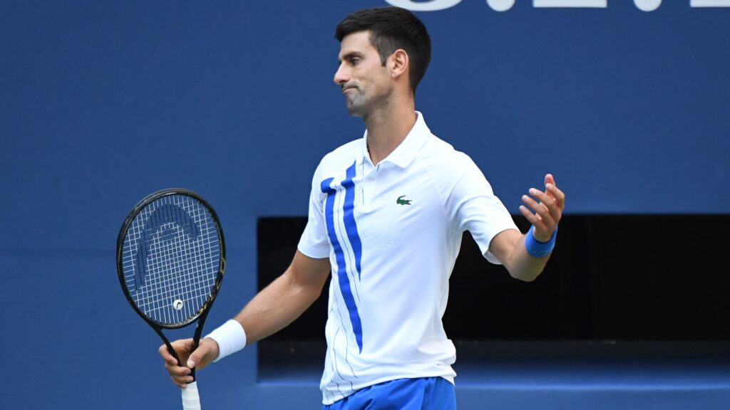Novak Djokovic can blame only himself for U.S. Open disqualification