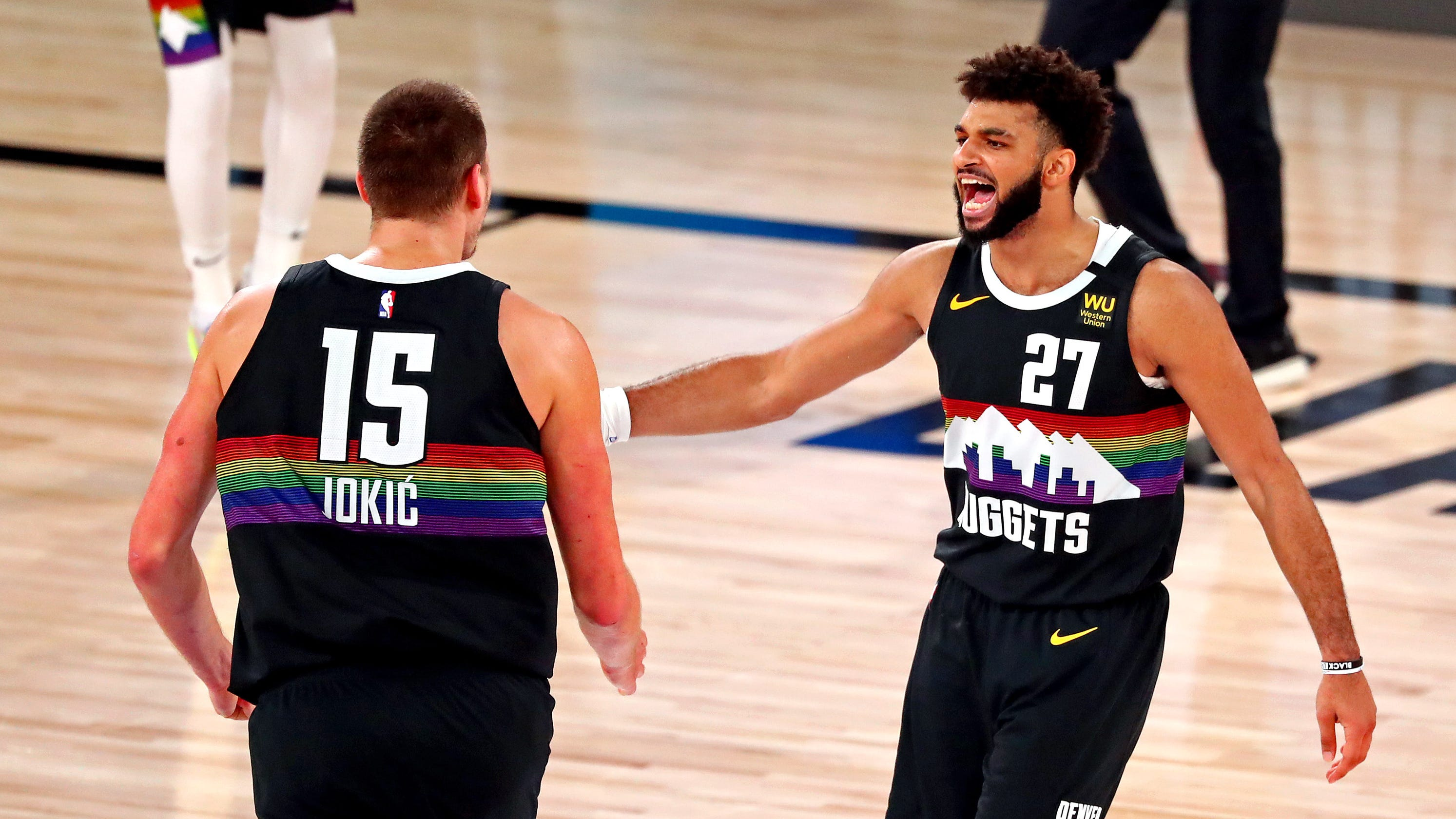 Nuggets beat Clippers to force Game 7