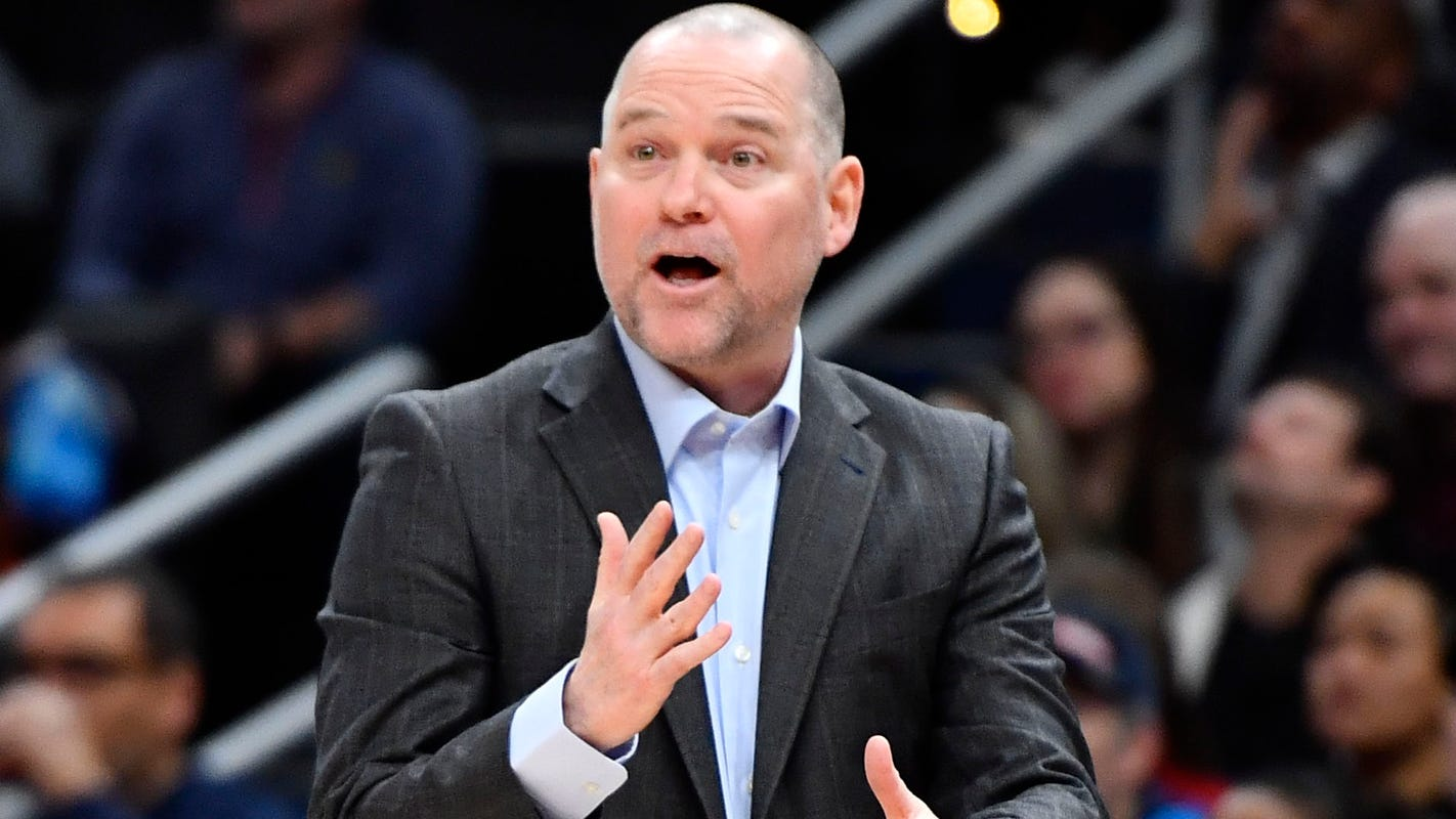 Nuggets coach Michael Malone rips NBA's guest policy: 'Shame on you'