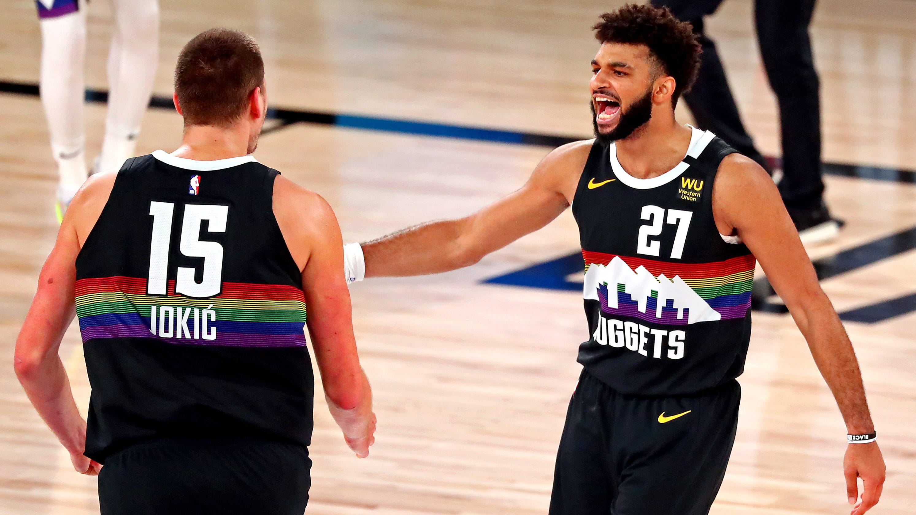 Nuggets taking another crack at history vs. Clippers