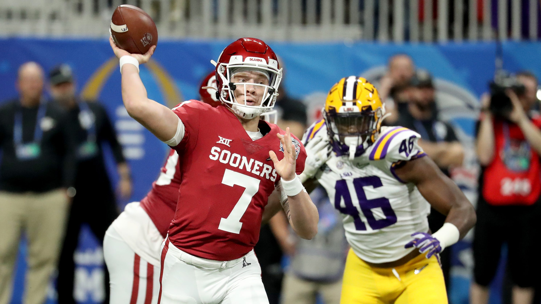 Oklahoma confirms Spencer Rattler as starting quarterback for opener