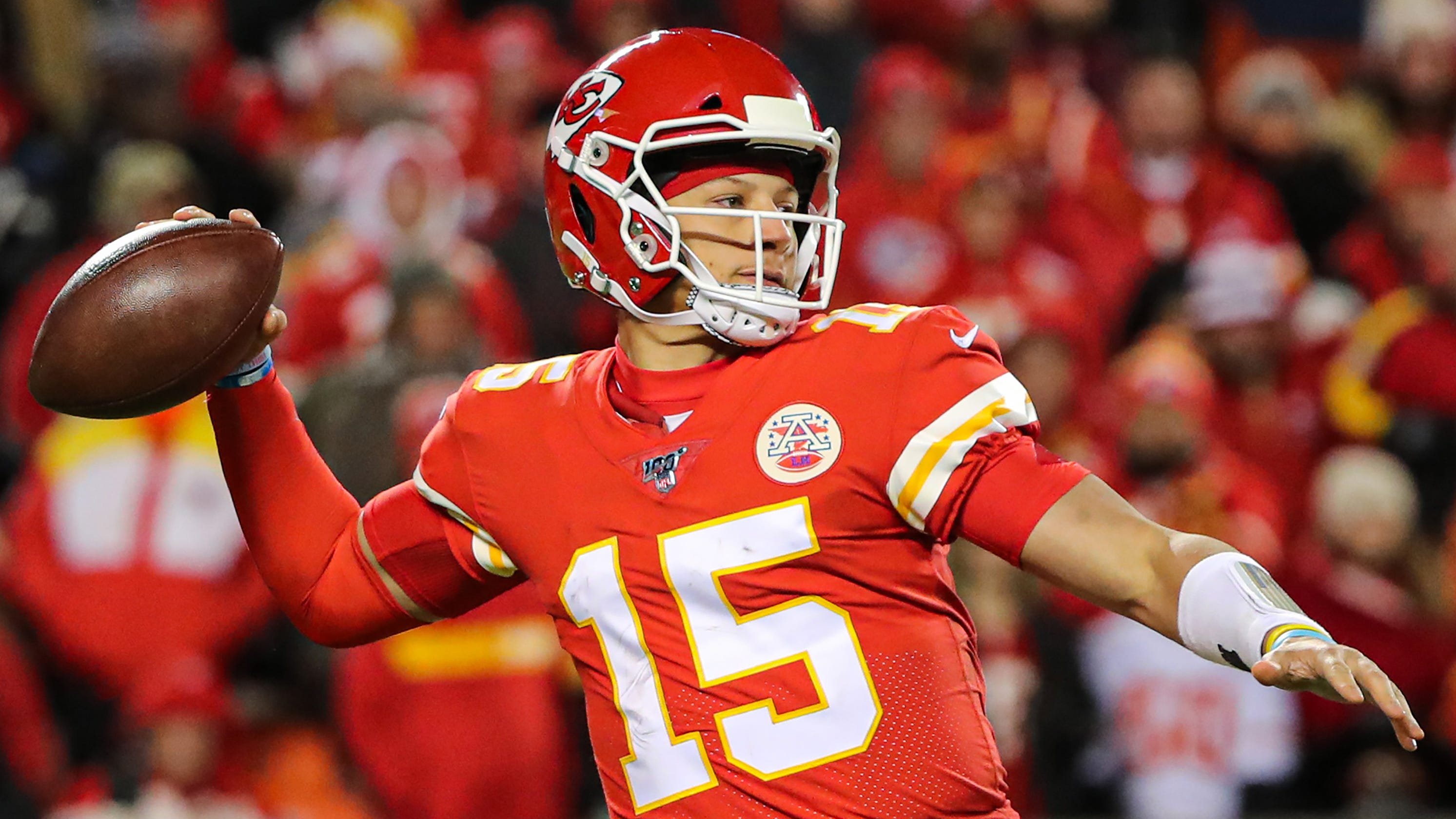 On Kansas City Chiefs' QB Patrick Mahomes' 25th birthday, here are 25 facts, stats and records