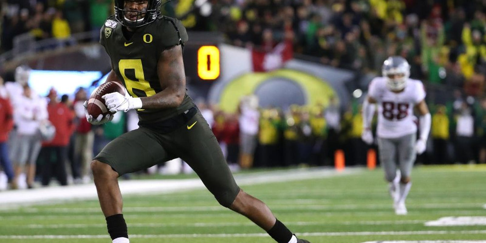 Oregon safety Jevon Holland opts out of season and declares for NFL draft