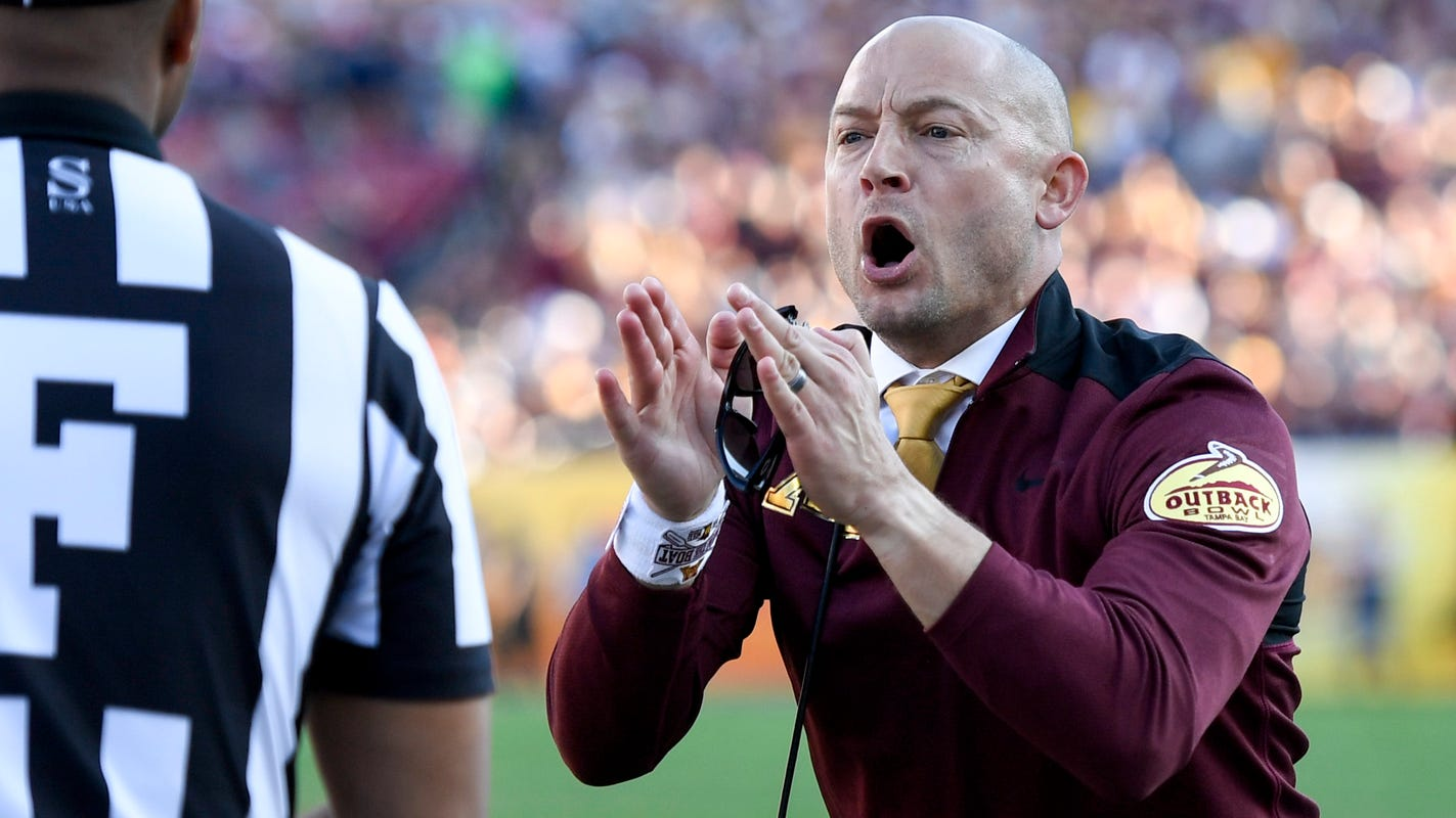 PJ Fleck prepares Minnesota for whenever Big Ten football starts