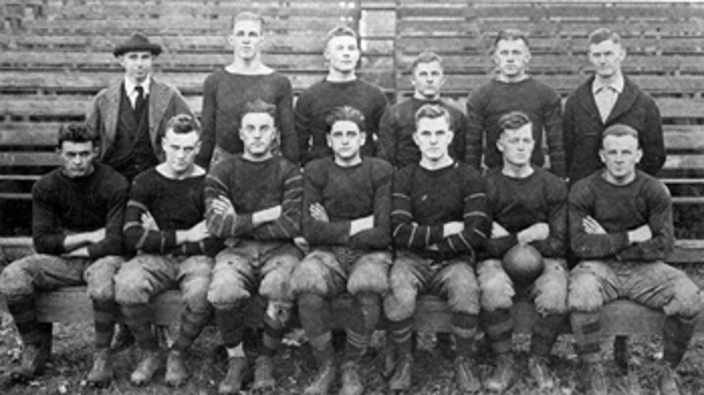 Pandemic. War. Vanderbilt football continued despite misery of 1918