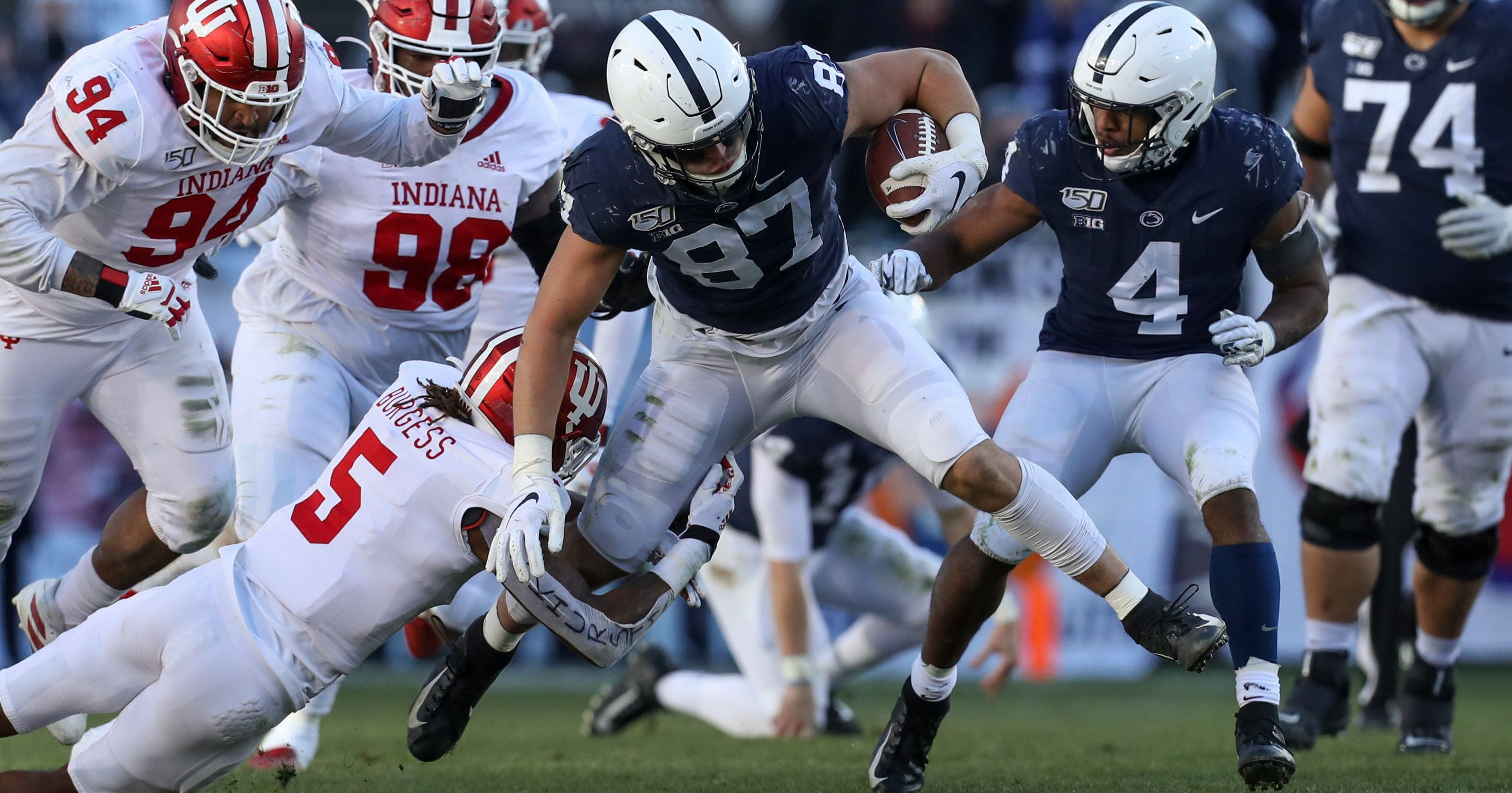 Penn State clarifies claim related to Big Ten athletes and myocarditis