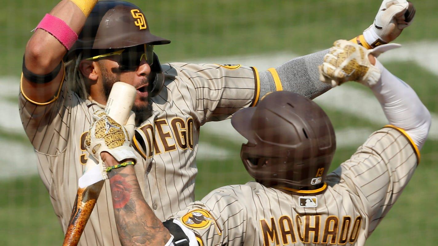 Playoff-bound Padres have San Diego going wild