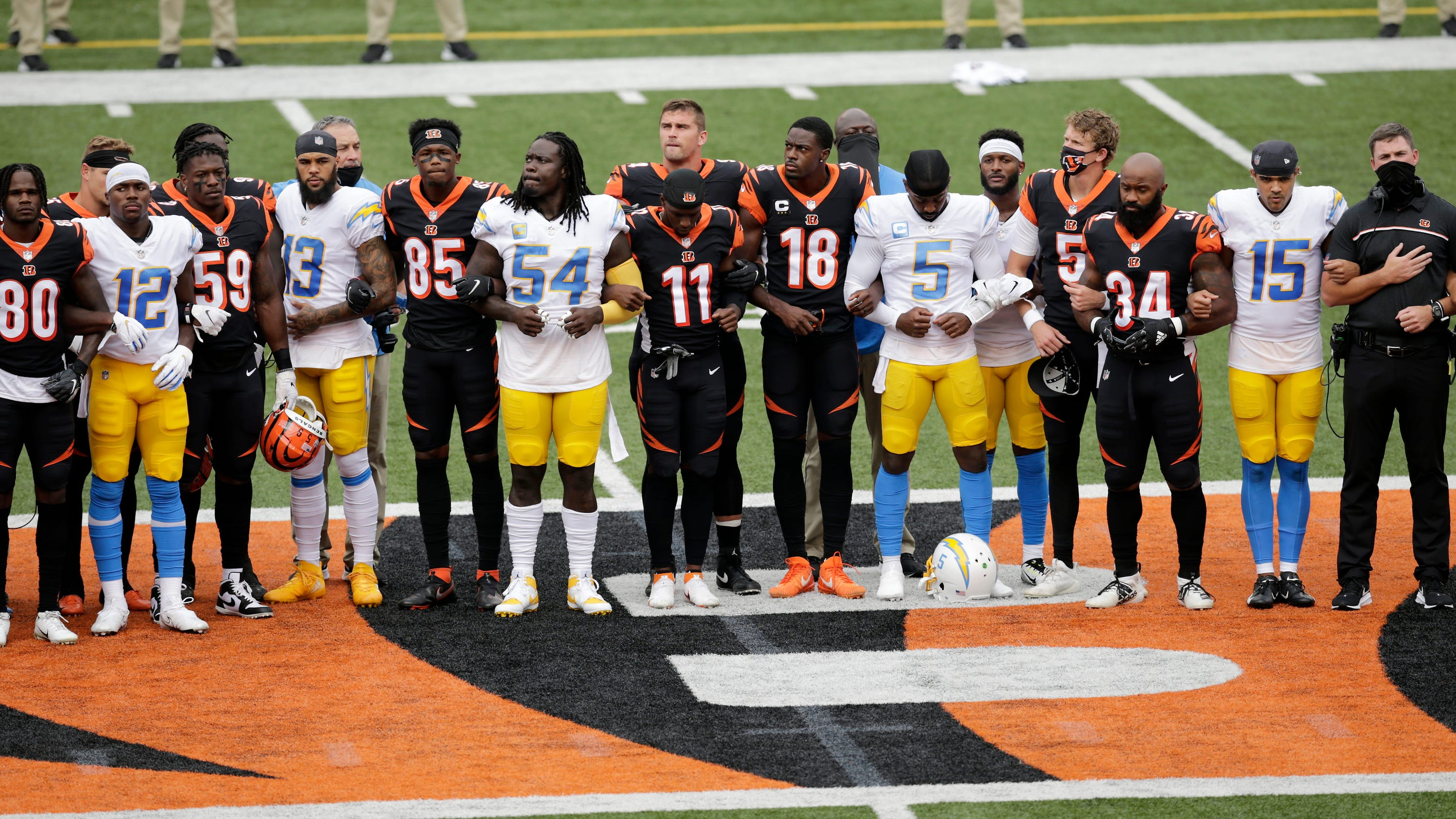 Protests no threat to NFL's status as America's favorite pastime