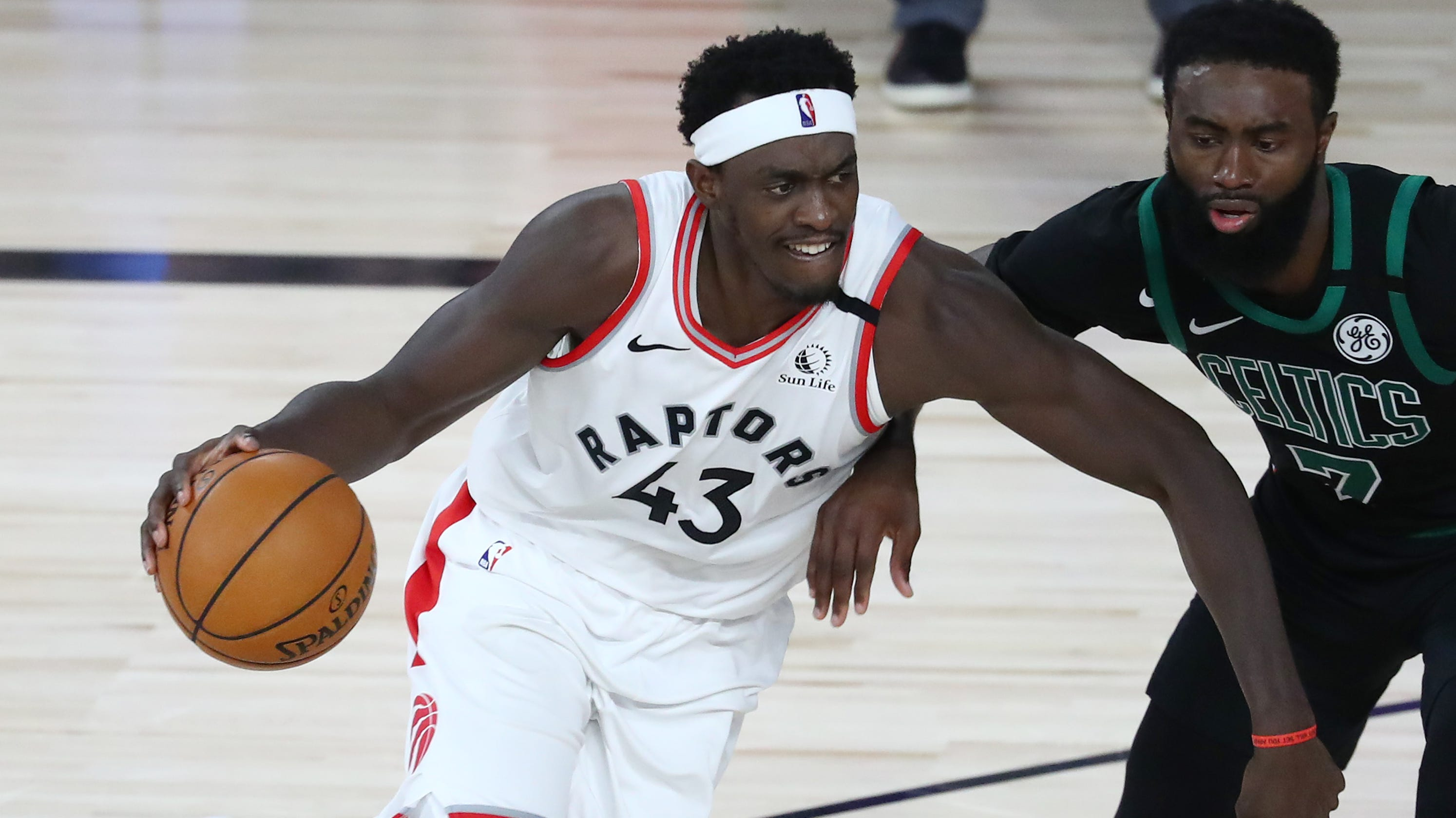 Raptors need Pascal Siakam to step up against Celtics