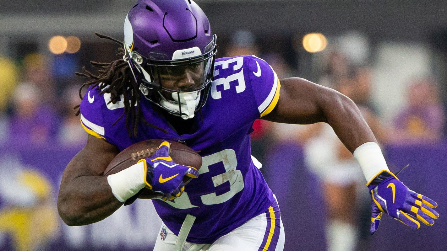 Reports: Vikings sign Dalvin Cook to five-year, $63 million extension