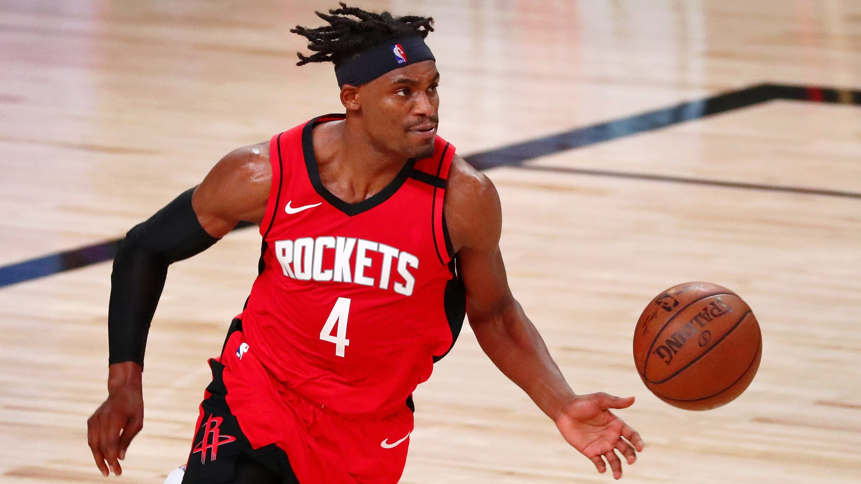 Rockets' Danuel House to miss Game 4; NBA investigating protocol issue