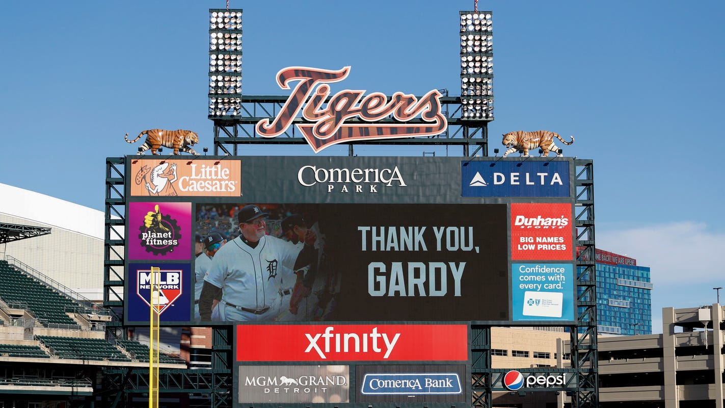 Ron Gardenhire's final hours as Detroit Tigers' manager: 'I love him'