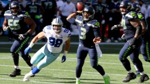 Russell Wilson, Seahawks extinguish hopes for comeback