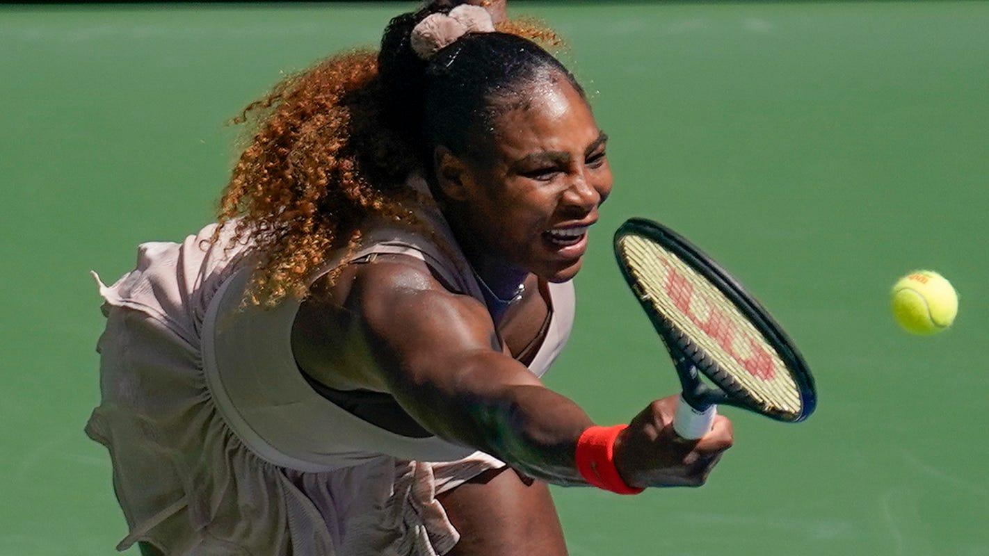Serena Williams advances to U.S. Open quarterfinals