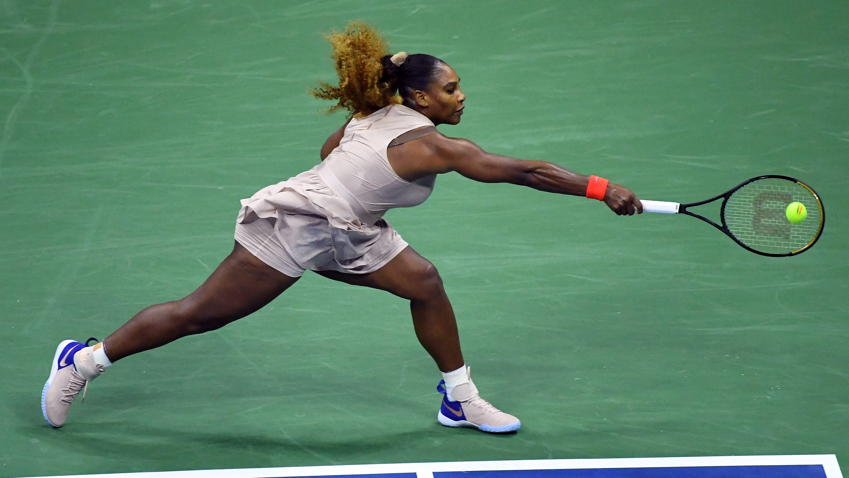 Serena Williams beats Margarita Gasparyan 6-2, 6-4