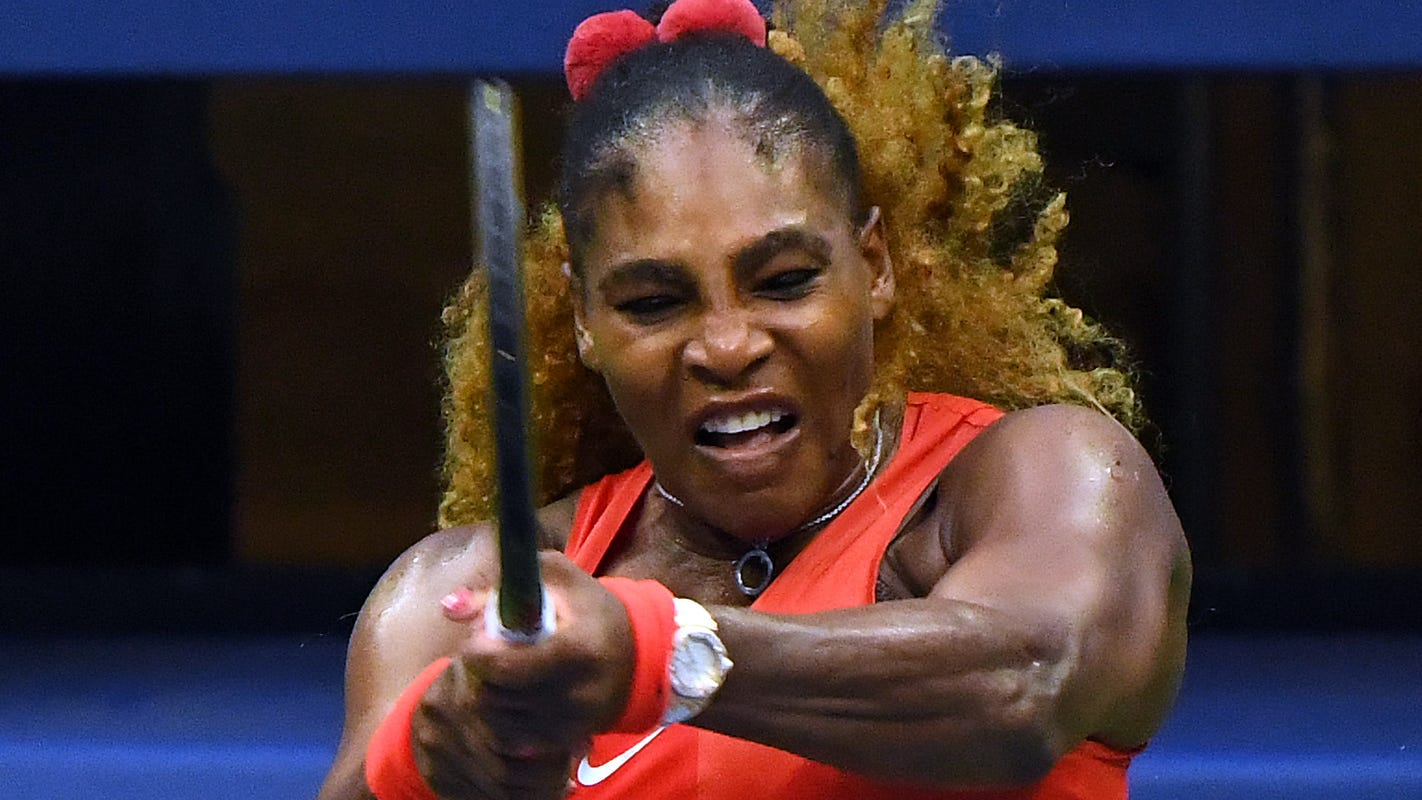 Serena Williams no longer formidable force, but vulnerability appealing