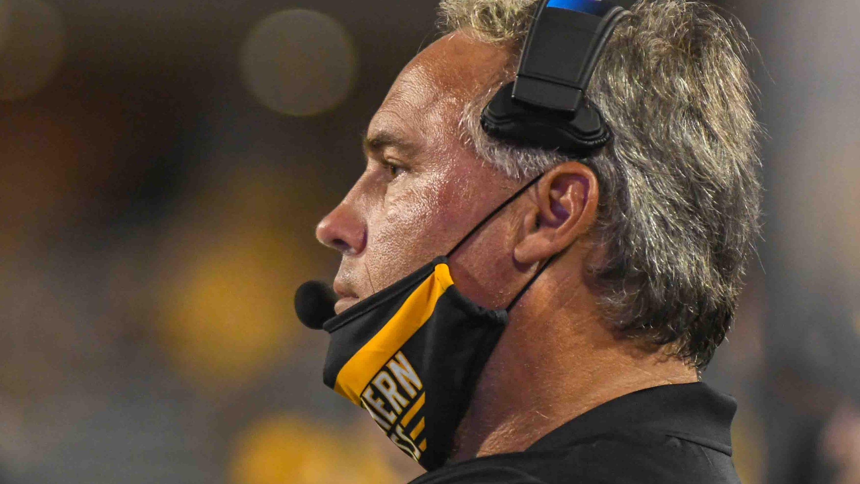 Southern Miss football coach Jay Hopson steps down: 'It is in the best interest of the players, coaches'