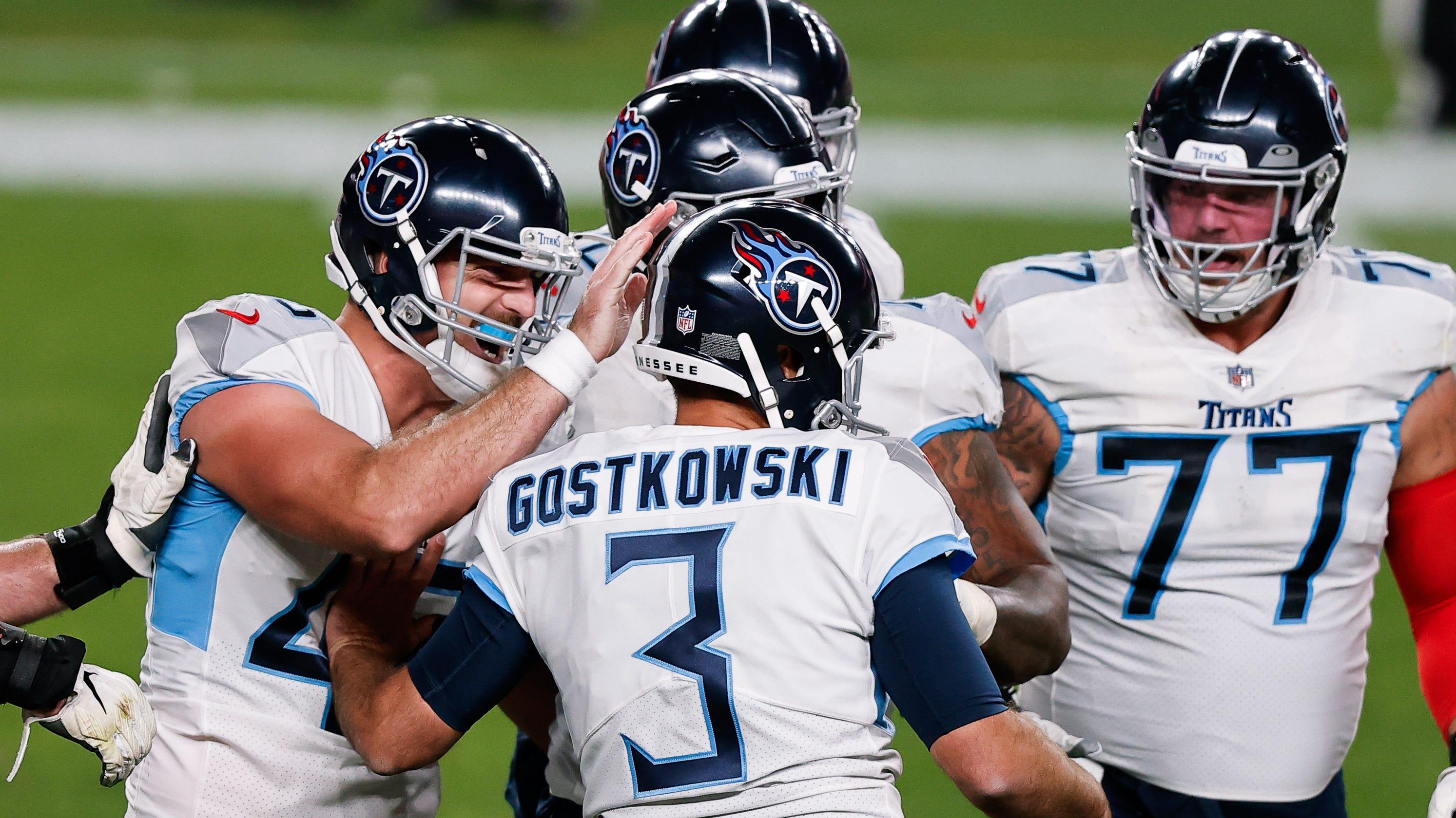 Stephen Gostkowski kicks winner for Titans in Week 1 win over Broncos