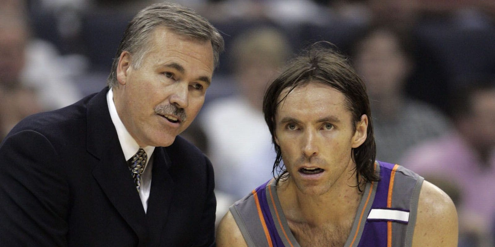 Steve Nash's ex-coach Mike D'Antoni didn't know Nash wanted to coach