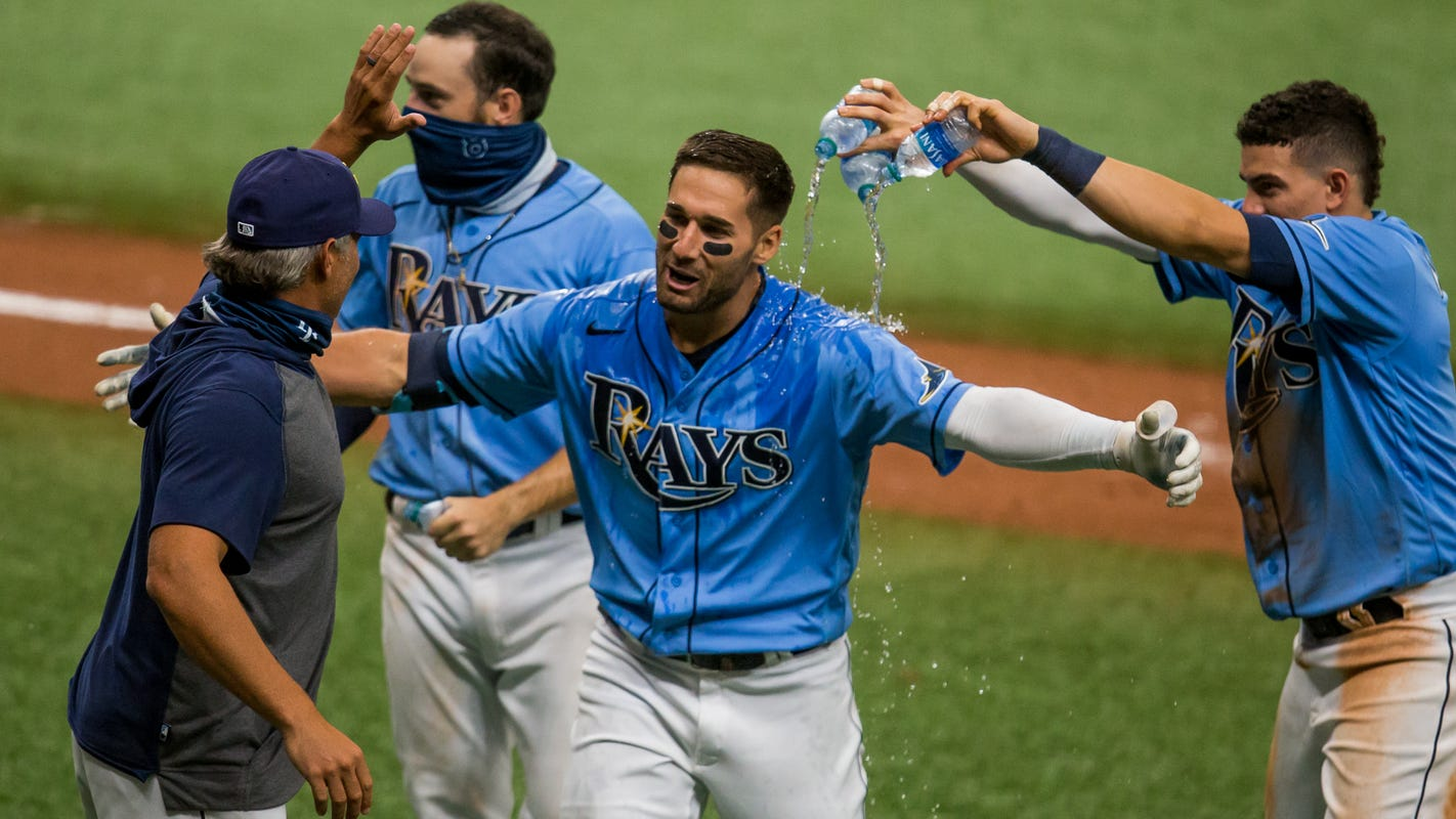 Tampa Bay Rays are perfect team for MLB's 2020 season