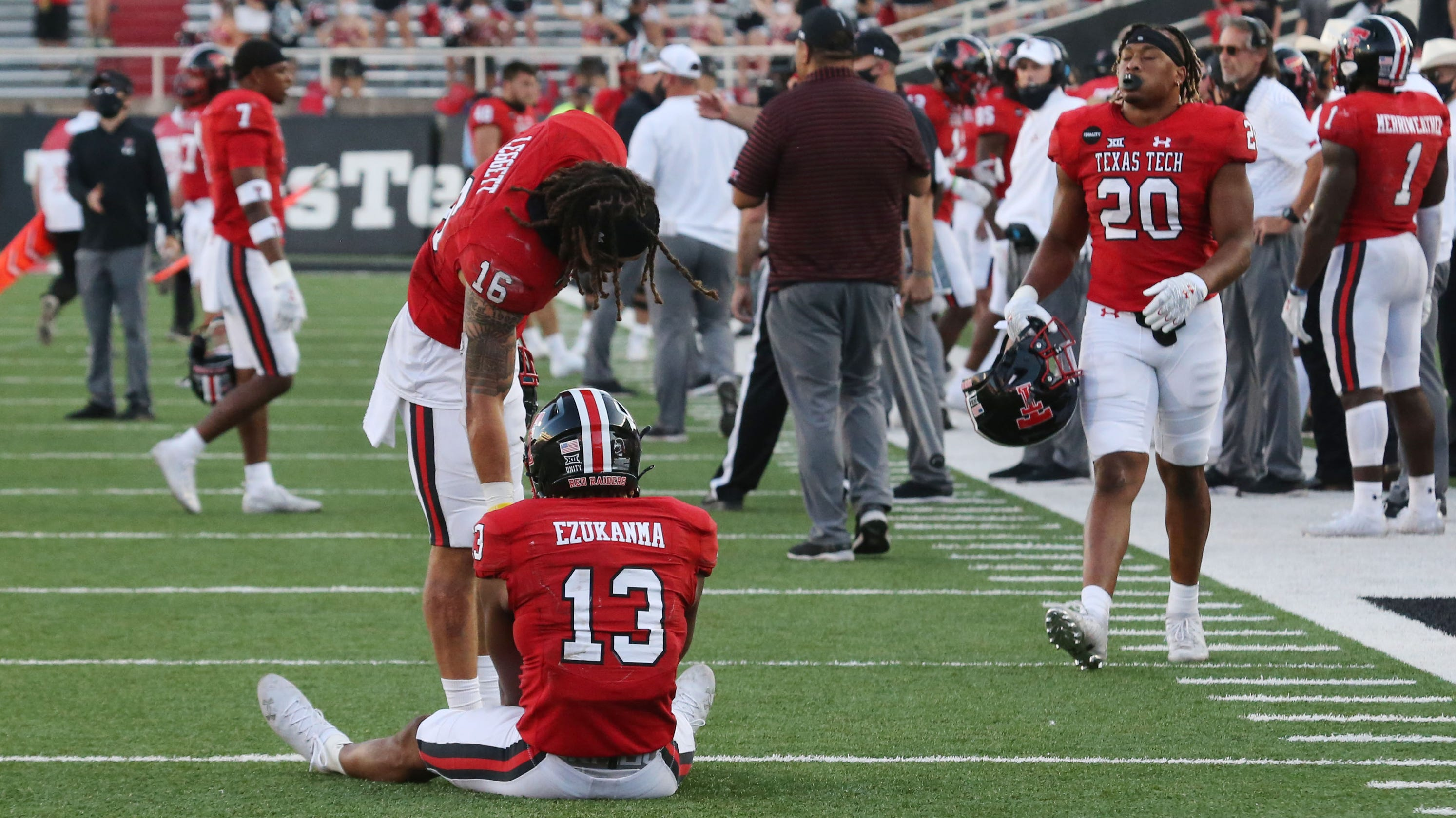 Texas Tech atop Misery Index after late-game implosion against Texas