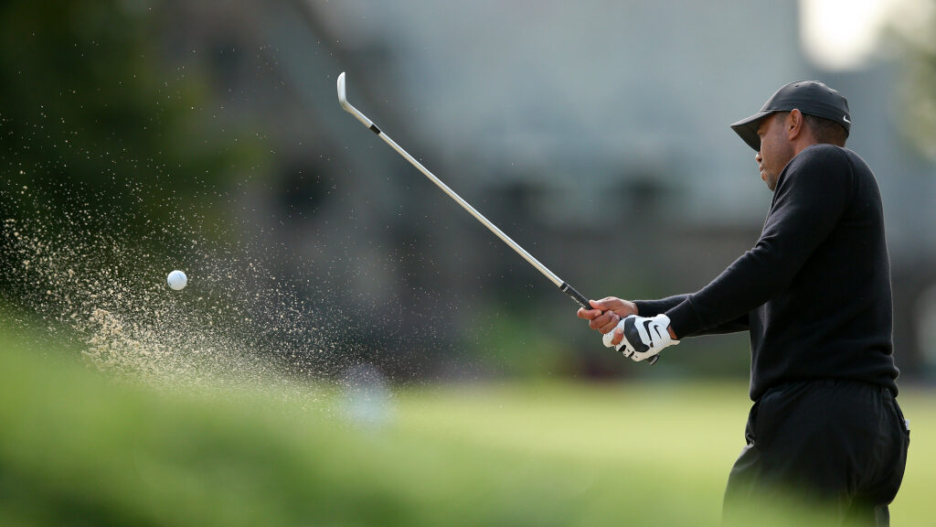 Tiger Woods' best chance at Winged Foot? Strokes Gained: Patience